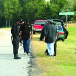 brandon mcclellands body parts found at scene by nbpp et al 100508 by jesse muhammad 150x150 - East Texas Racism - Another dragging death - Remembering Brandon McClelland