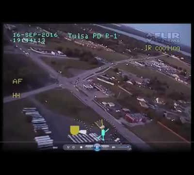 hqdefault 121 400x360 - FULL Video - Tulsa Police Shooting of Terrence Crutcher captured by police helicopter
