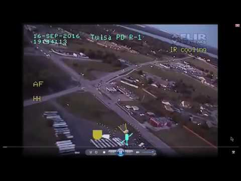 hqdefault 121 - FULL Video - Tulsa Police Shooting of Terrence Crutcher captured by police helicopter