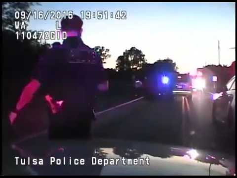 hqdefault 122 - FULL Video - Tulsa Police Shooting Terrence Crutcher Dashcam Video
