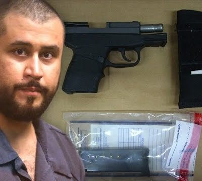 hqdefault 140 400x360 - George Zimmerman auctions gun that killed Trayvon Martin