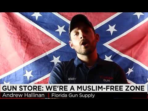 hqdefault 142 - Muslim Free Zone shop teams up with George Zimmerman to sell Confederate Flag painting
