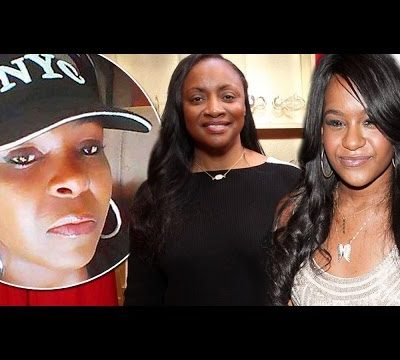 hqdefault 146 400x360 - Leolah Brown - A HOT DAMN MESS! - Radio Interview w/V103 - Bobbi Kristina hospice deathbed photo