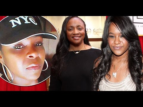 hqdefault 146 - Leolah Brown - A HOT DAMN MESS! - Radio Interview w/V103 - Bobbi Kristina hospice deathbed photo