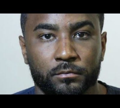 Nick Gordon Mugshot after beating Laura Leals