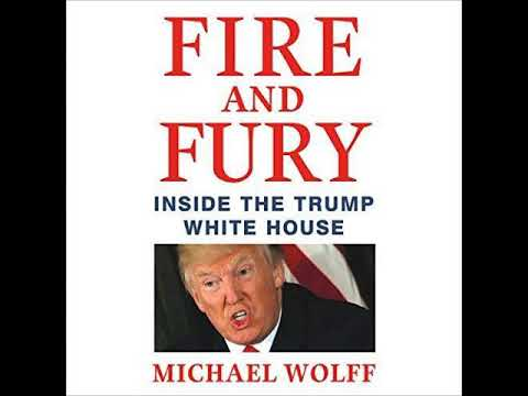 Fire and Fury Michael Wolff and Donald Trump